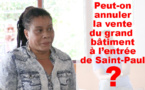 Peut-on annuler la vente de feu Cimandef à Saint-Paul ?
