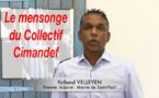 """Yolland VELLEYEN : """"Le mensonge du Collectif Cimandef et donc de Mme Bello"""""""