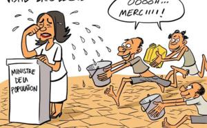 REUNION 1ERE ET LE DRAME DES MILLIERS D'ENFANTS DU SUD MALGACHE