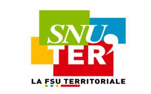 Communique SNUTER FSU