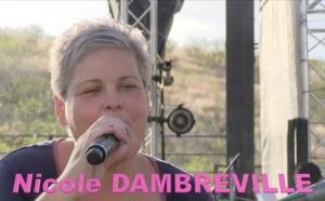 Nicole DAMBREVILLE chante Fred ESPEL