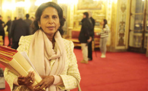 Projet de loi Egalité réelle Outre-mer Intervention de la Sénatrice Gélita Hoarau
