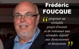 Frédéric FOUCQUE : Candidat aux élections législatives 2017
