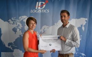 ID Logistics La Réunion obtient le statut d'Opérateur Economique Agréé
