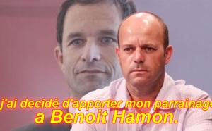 Jean Alain CADET : J'ai décidé de parrainer Benoît Hamon