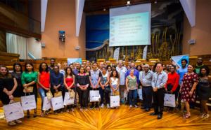 Formations dans les Métiers de l'aérien : Une quarantaine de jeunes Réunionnais s'apprête à partir