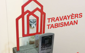 HOMMAGE AUX « TRAVAYÈRS TABISMAN » DE STELLA