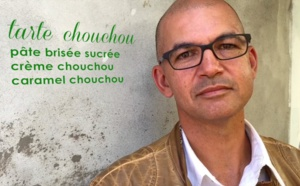 La tarte Chouchou de David SCHMISS