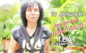 Rendez-vous Réunionnais au TEAT de Champ Fleuri