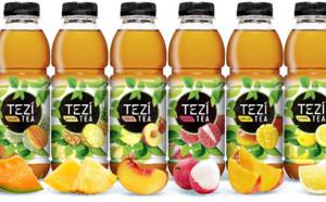 Brasseries de Bourbon lance sa marque locale  de thé glacé : TEZI. Un thé au vrai goût de fruits dans une recette alliant plaisir et bien-être