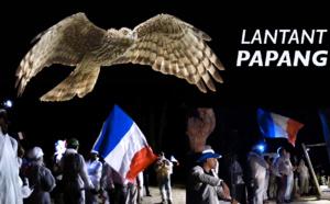 La première nuit des 100 Papangues à l'Ermitage