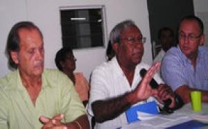 """Didier Robert : """"Un contrat d'union avec JP Virapoullé et Nadia Ramassamy"""""""