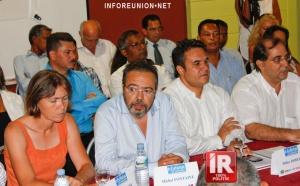 UMP : Et Didier Robert n'est pas venu…