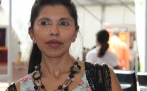 Nassimah Dindar, la sérénité d'unefuture présidente