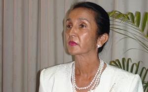 """Huguette Bello : """"Envoyez unmessage clair au Conseil général"""""""
