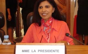 """Nassimah Dindar : """"Une nette victoire du camp du progrès"""""""