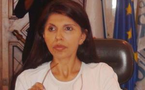 Nassimah Dindar, candidate delamajorité pour la présidence