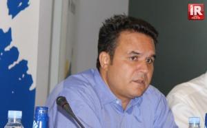 Didier Robert félicite Nassimah Dindar