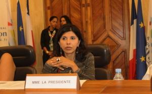 """Nassimah Dindar ; """"La prochaine étape, notre projet pour La Réunion"""""""