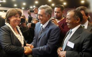 "Martine Aubry : ""L'Outremer coûte cher, voici la rengaine de la droite !"""