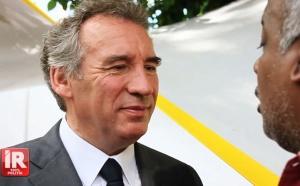 """François Bayrou : """"L'Europe s'intéresse aux RUP, pourvu que ça dure"""""""