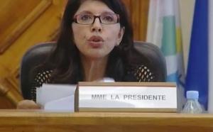 """Nassimah Dindar : """"L'urgence sociale, grande cause réunionnaise"""""""