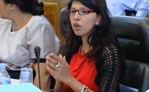"""Nassimah Dindar : """"Nous avons été élus pour faire..."""""""