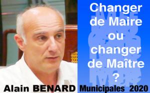 Municipales de mars 2020 : Changer de Maire ou changer de Maître