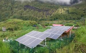 Sunzil Océan Indien débute la construction de 13 générateurs photovoltaïques autonomes à Mafate