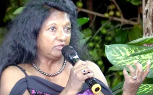 Evelyne la Réunionnaise de Polynésie : Voyante