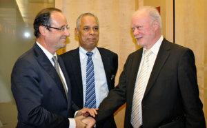 """Carburant : """"Victorin Lurel s'est exprimé pour une remise en question du décret de 2010"""", selon Didier Robert"""