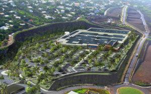 Les travaux du centre commercial du Portail a démarré, livraison fin 2014