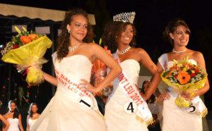 Elodie Sincère élue Miss Saint-Leu 2012