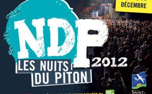 Le programme : Nuits du Piton 2012