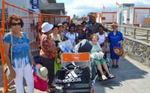 Un voyage à Maurice pour 17 personnes âgées