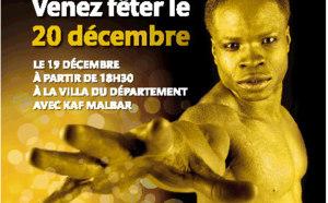 """""""Fet Caf"""" le 19 décembre avec Kaf Malbar à la Villa du Département"""