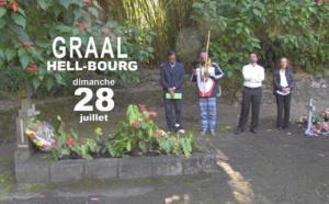 Le GRAAL à Hell-Bourg
