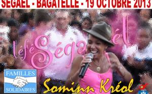 Aujourd'hui : Ségaél à Bagatelle
