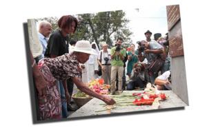Rendez-vous : Hommage aux ancêtres morts sans sépulture