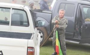 Aniel Boyer : au sommet du Dimitile pour rendre un hommage au Capitaine Dimitile