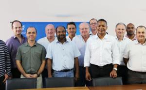 Sidélec Réunion : Attribution de ses marchés à 13 acteurs économiques locaux  pour 4 ans