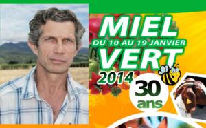 Jean-Bernard Gonthier : Miel vert 30 ans