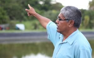 Les aquaculteurs Réunionnais sont en grand danger