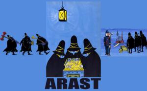 L'Arast : Les trois brigands