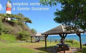 Didier Robert au secours de l'emploi à Sainte-Suzanne