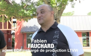 Fabien Fauchard : Comme un quai de gare