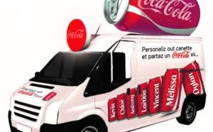 Partaz un Coca-Cola !