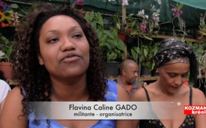 Flavina GADO militante active