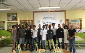 Opération CGPME Réunion « Tournée des entrepreneurs » : les élèves de 3e ouvrent leurs portes aux chefs d'entreprise