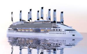Le navire le plus respectueux de l'environnement dans les îles Vanille